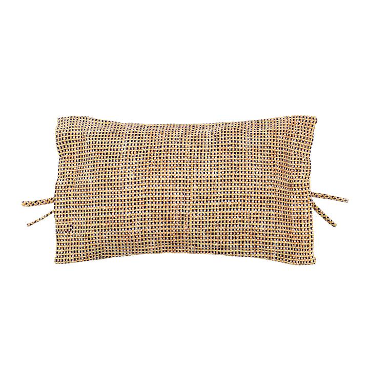 Muuto - Accent Cushion, 30 x 60 cm, yellow