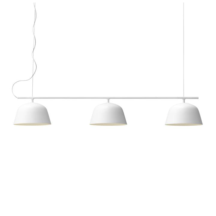 Muuto - Ambit Rail Pendant Lamp, white