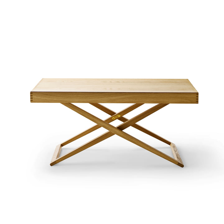 Carl Hansen - MK98860 Folding Table, 71,5 x 52.5 cm, oak