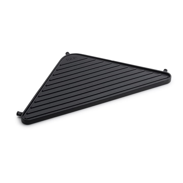 The höfats - Plancha Plate for Cube, black
