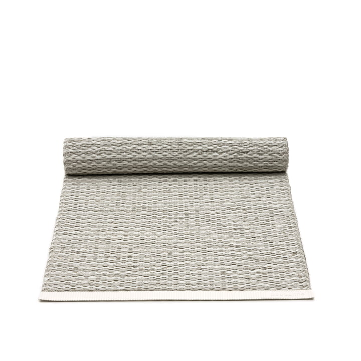 Mono Table Runner by Pappelina in Fossil Grey / Warm Grey