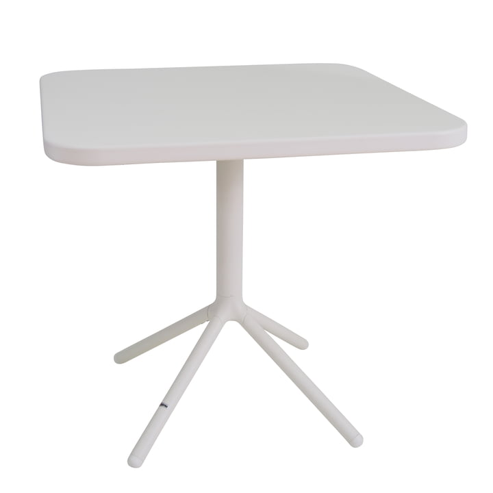 The Emu - Grace Bistro Table H 74 cm, 70 x 70 cm, white (23)