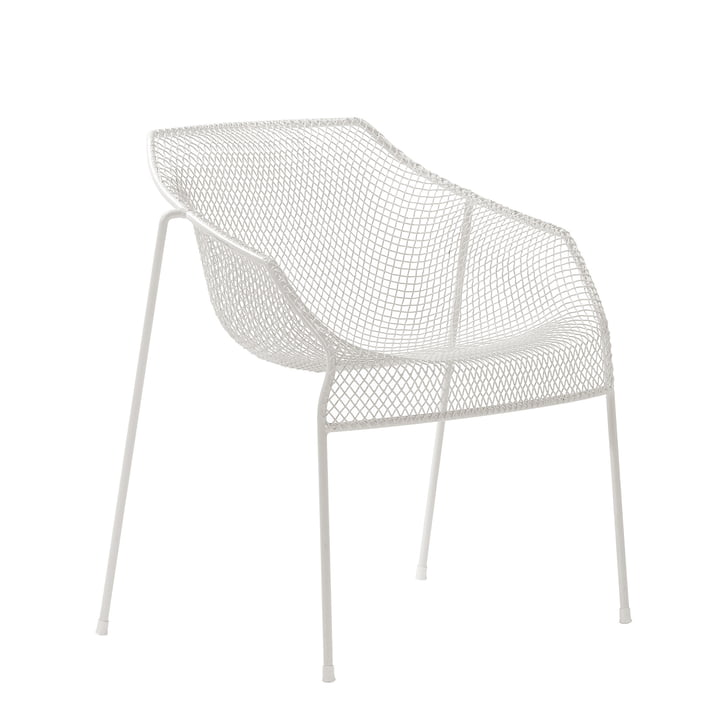 The Emu - Heaven Armchair, white (23)