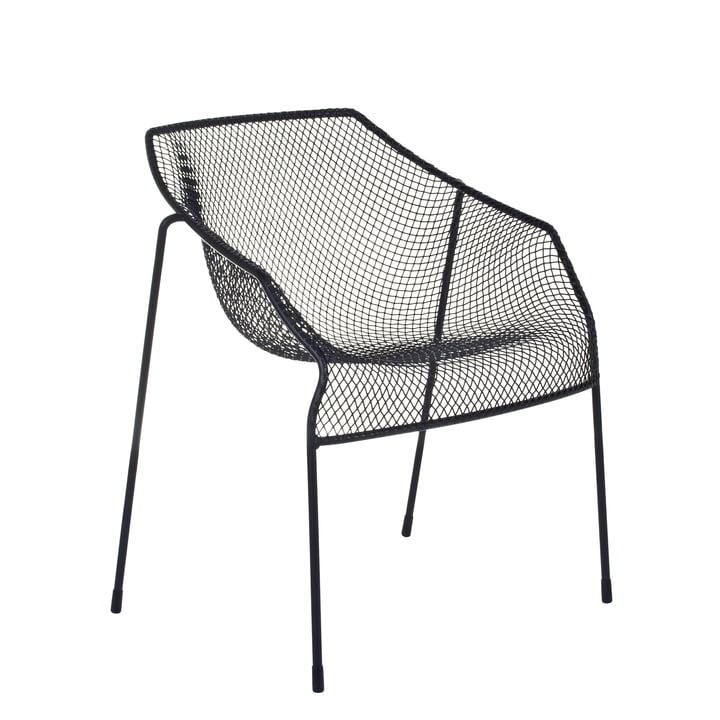The Emu - Heaven Armchair, black (24)
