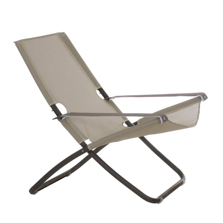 Emu - Snooze Lounger, indian brown / beige