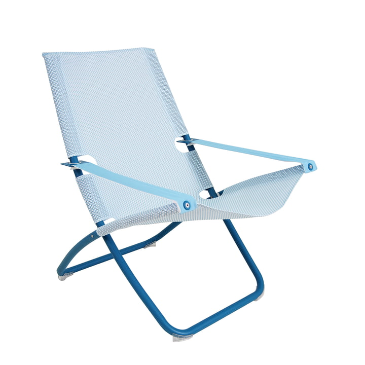 Emu - Snooze Lounger, blue / light blue