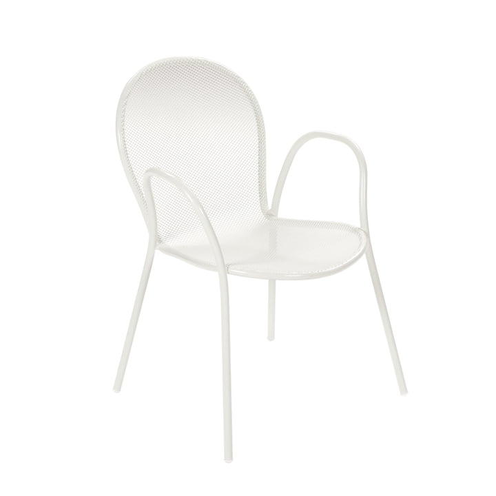 Ronda Armchair by Emu in White