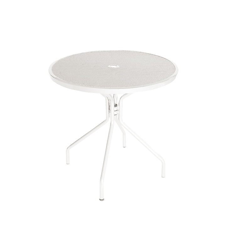 Cambi table Ø 80 cm from Emu in white