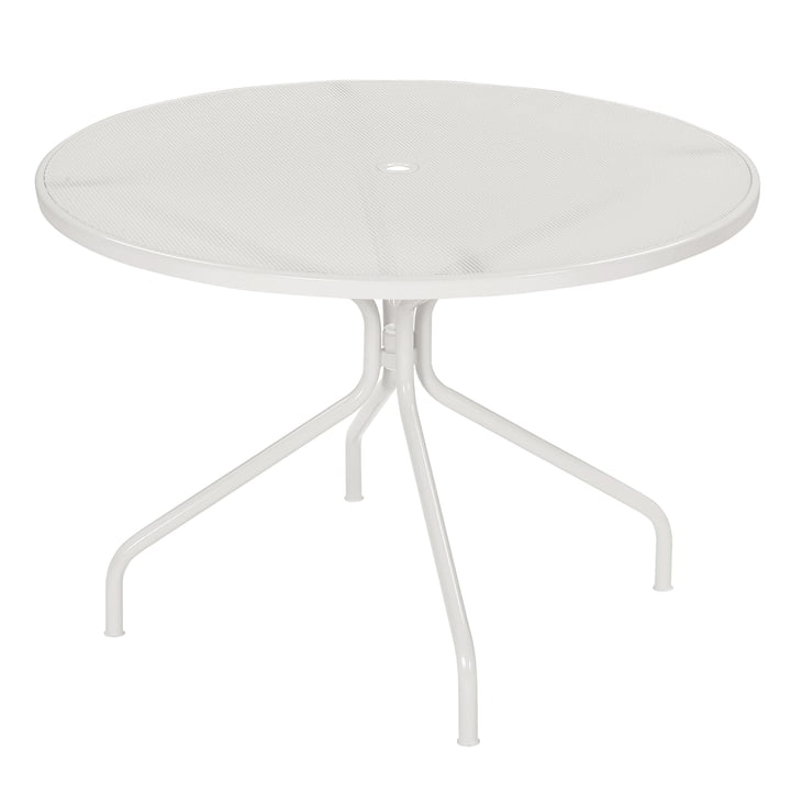 Cambi table Ø 120 cm from Emu in white