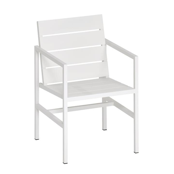 The Weishäupl - Flow Armchair, white