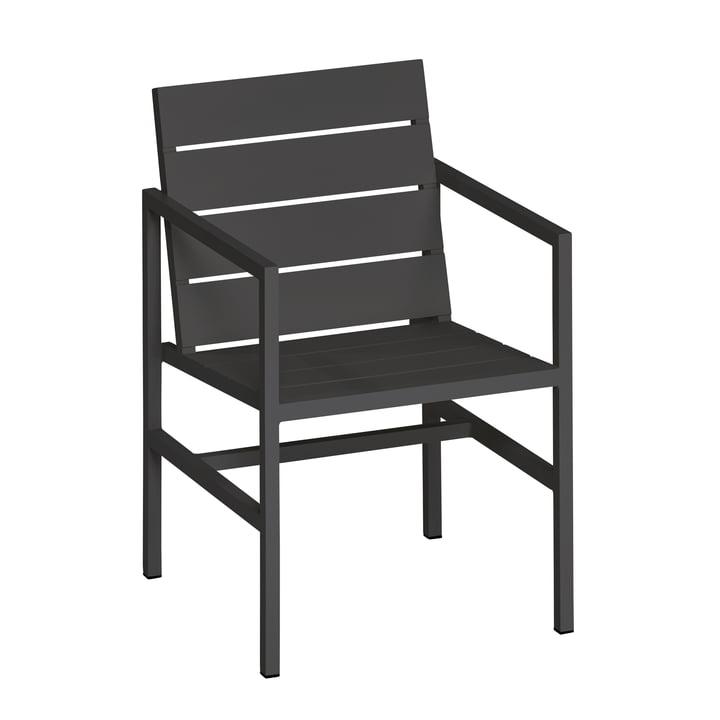 The Weishäupl - Flow Armchair, Black