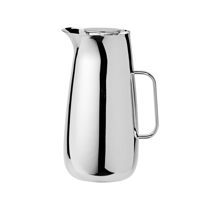 Foster Stainless steel vacuum jug 1 l from Stelton
