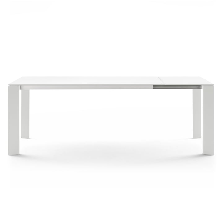 Grande Arche Extendable table from Fast in white