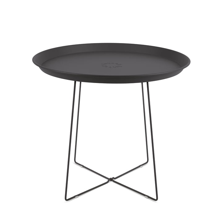 Fatboy - Plat-o Side Table and Tray, anthracite grey