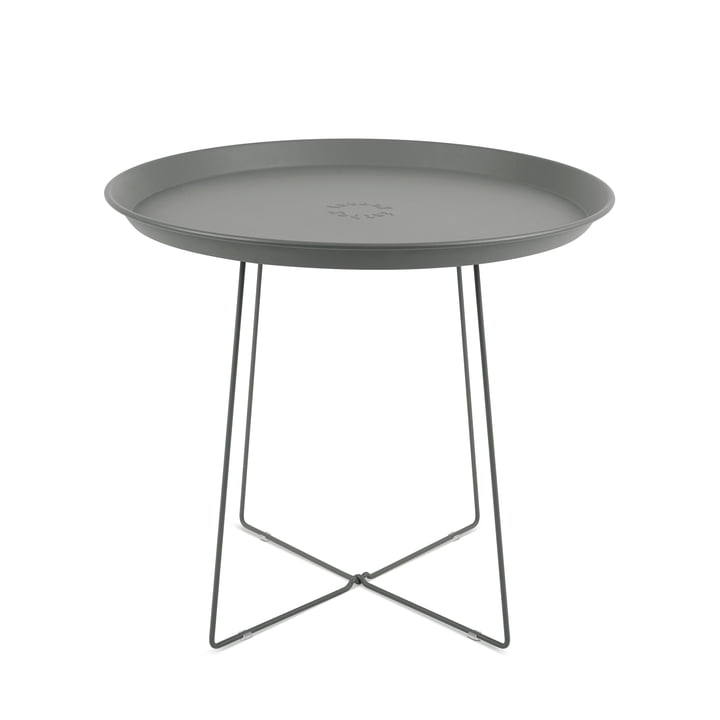 Fatboy - Plat-o Side Table and Tray, grey