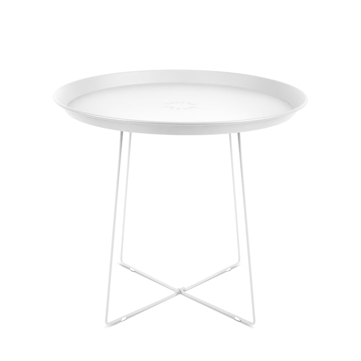 Fatboy - Plat-o Side Table and Tray, white