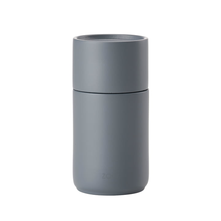 Peili Salt and Pepper Mill by Zone Denmark in Cool Grey