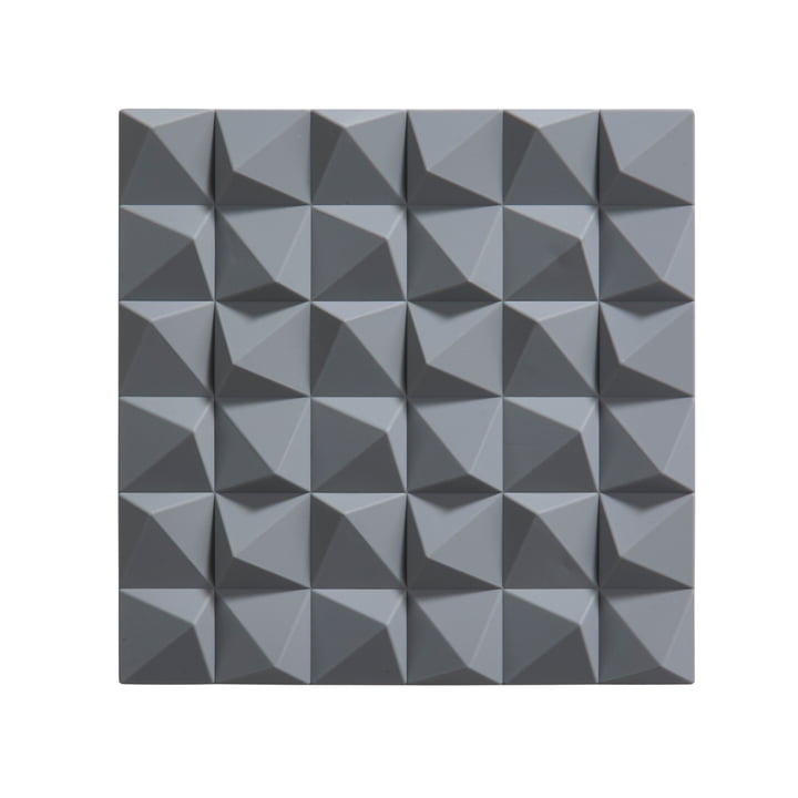 The Origami Trivet Mix by Zone Denmark in Cool Grey