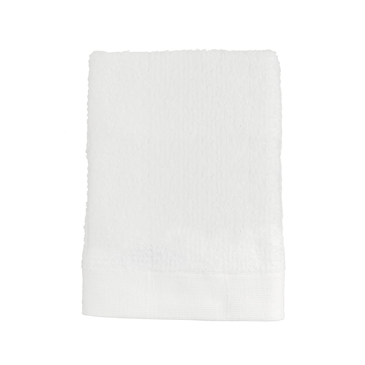 The Zone Denmark - Classic towel, 100 x 50 cm, white