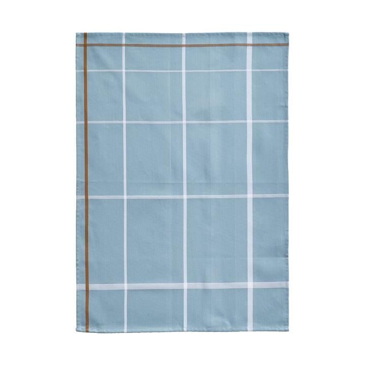 Tea Towel 70 x 50 cm by Zone Denmark in Blue / White