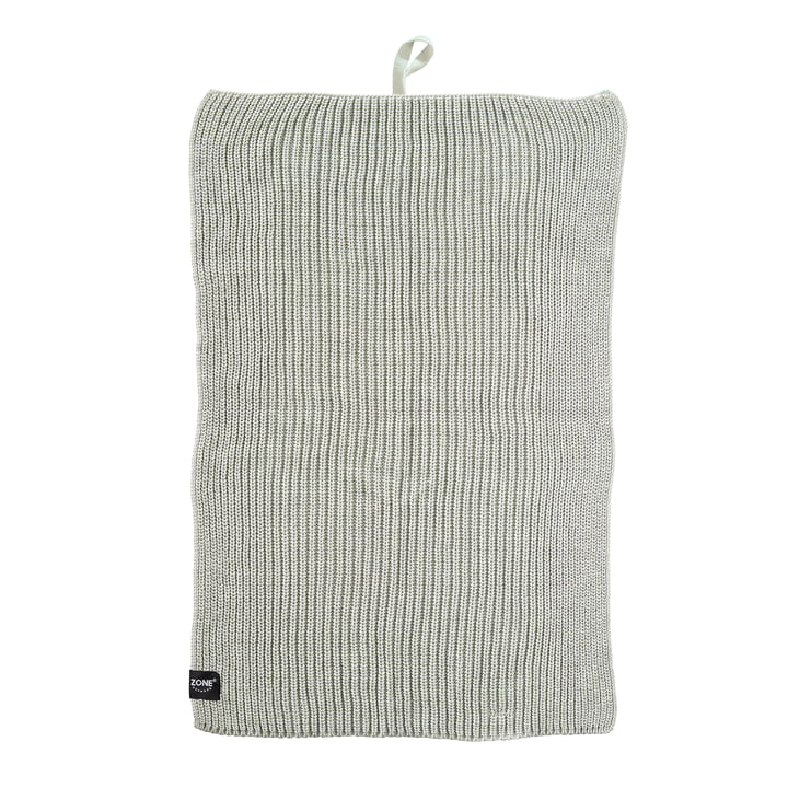Kitchen Towel, 50 x 38 cm by Zone Denmark in Ice Green