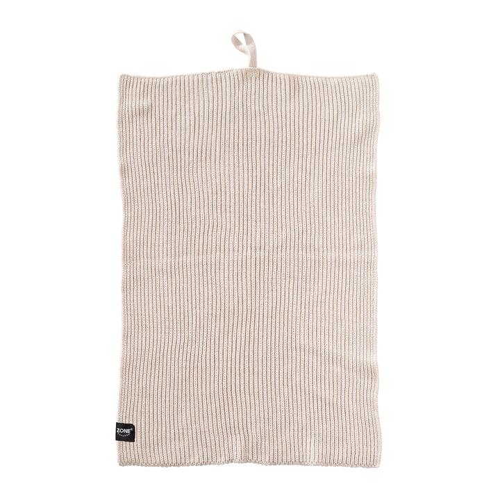 Kitchen Towel, 50 x 38 cm by Zone Denmark in Warm Grey