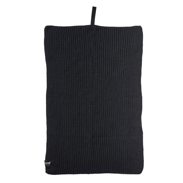 Kitchen Towel, 50 x 38 cm by Zone Denmark in Black