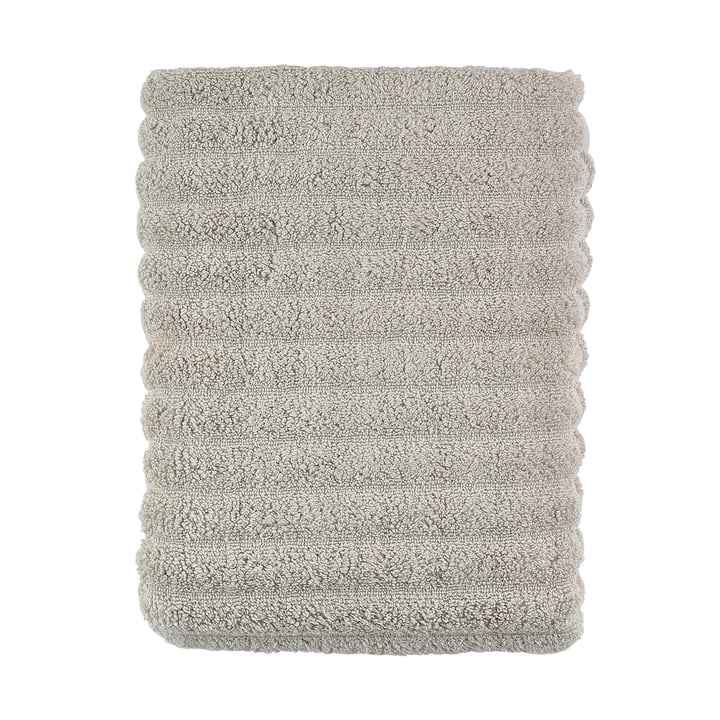 The Zone Denmark - Prime Bathroom Hand Towel, 70 x 140 cm, cream