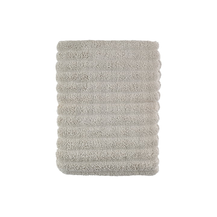 The Zone Denmark - Prime Bathroom Hand Towel, 50 x 100 cm, cream