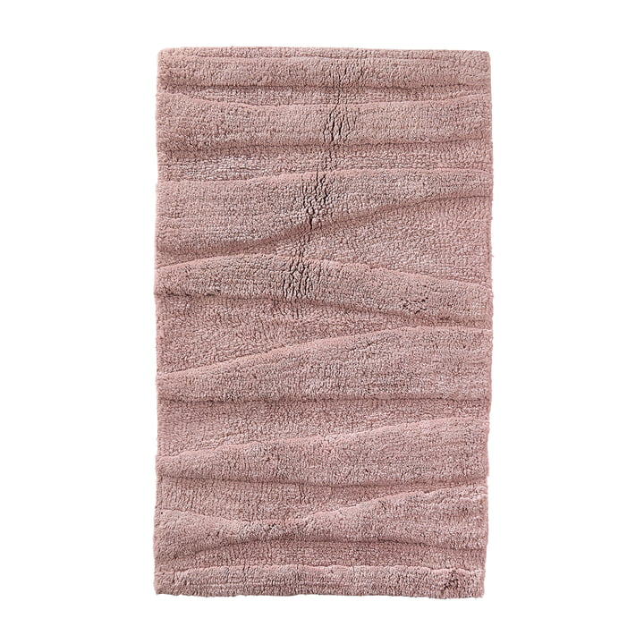The Zone Denmark - Flow Bathmat, 80 x 50 cm, nude