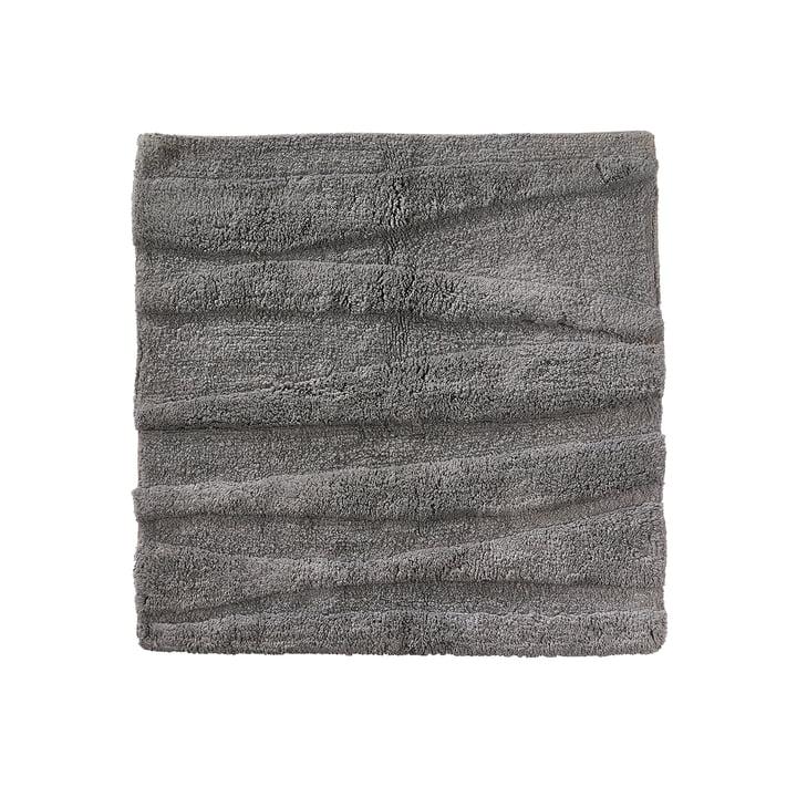 The Zone Denmark - Flow Bathmat, 65 x 65 cm, grey