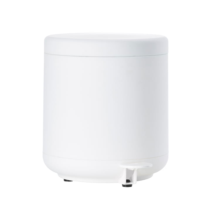 The Zone Denmark - Ume Pedal Bin 4 l, white