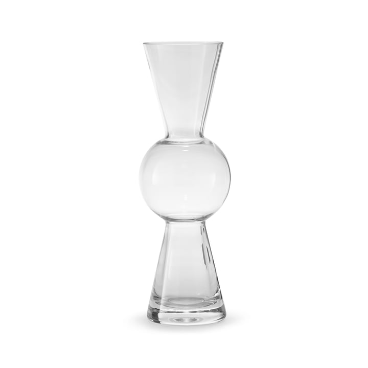 Bon Bon Vase by Design House Stockholm in Clear