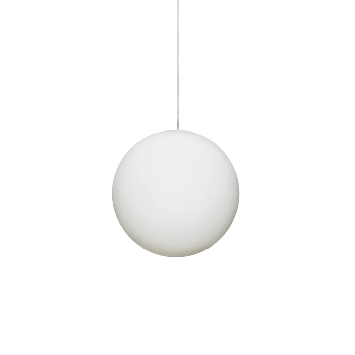 Luna Pendant Lamp Ø 16 cm by Design House Stockholm in White