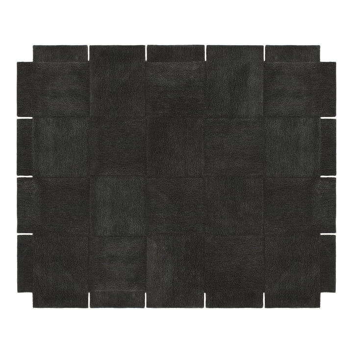 Design House Stockholm - Basket Rug 245 × 300 cm in Grey