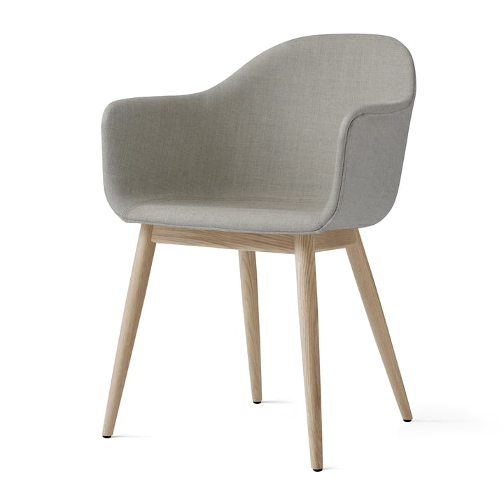 Menu - Harbour Chair (Wood), natural oak / Remix 233