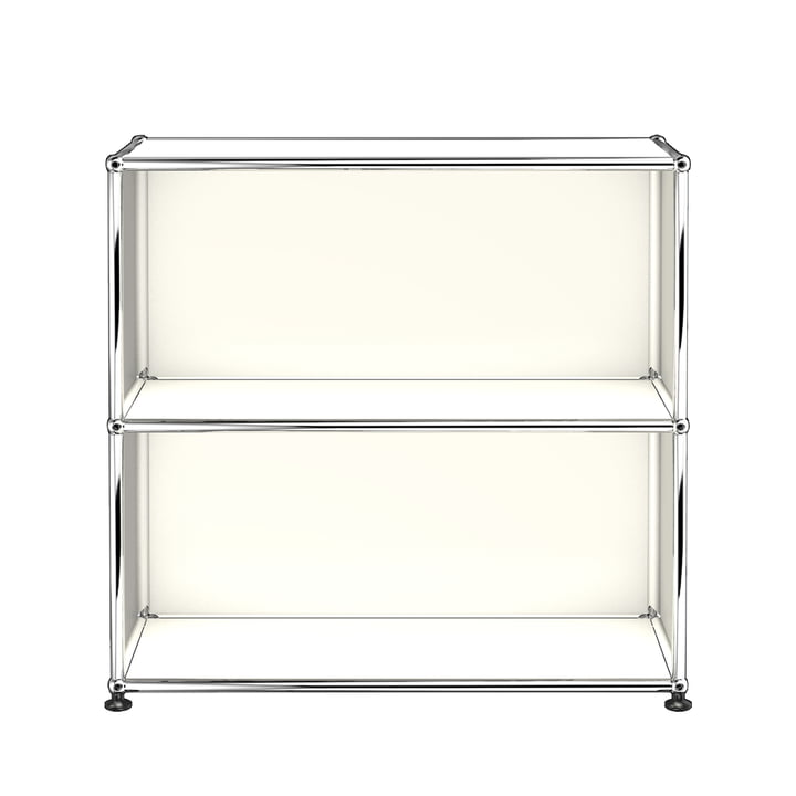 The USM Haller - Sideboard S, Pure White (RAL 9010)