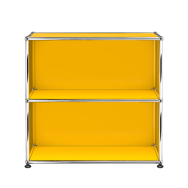 USM Haller - Sideboard S, Gold Yellow (RAL 1004)
