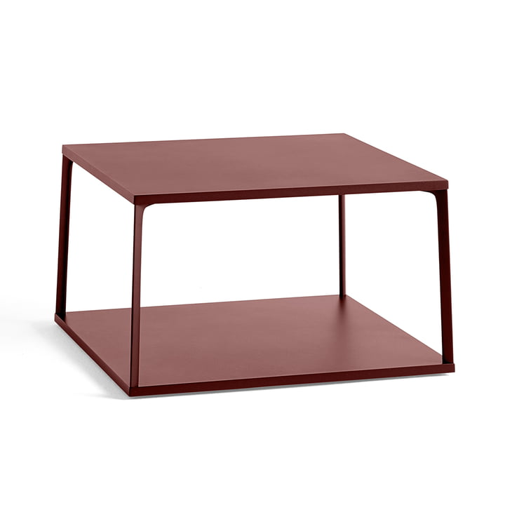 The Hay - Eiffel Coffee Table, 65 x 65 cm, Brick