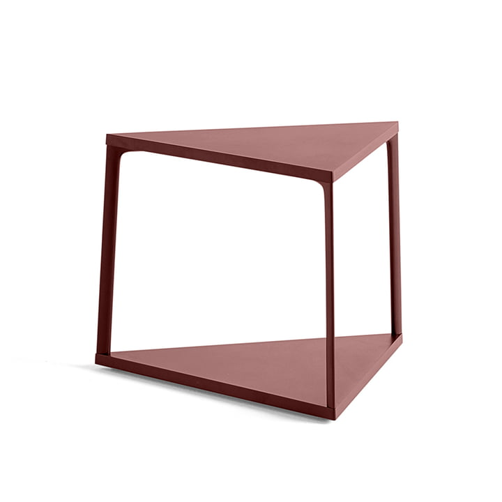 The Hay - Eiffel Side Table, brick