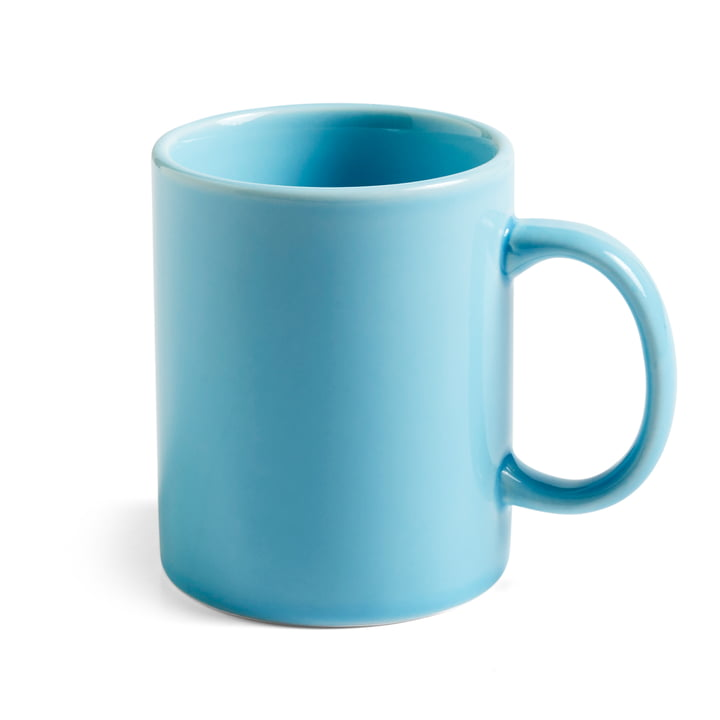 The Hay - Rainbow Mug, Light Blue