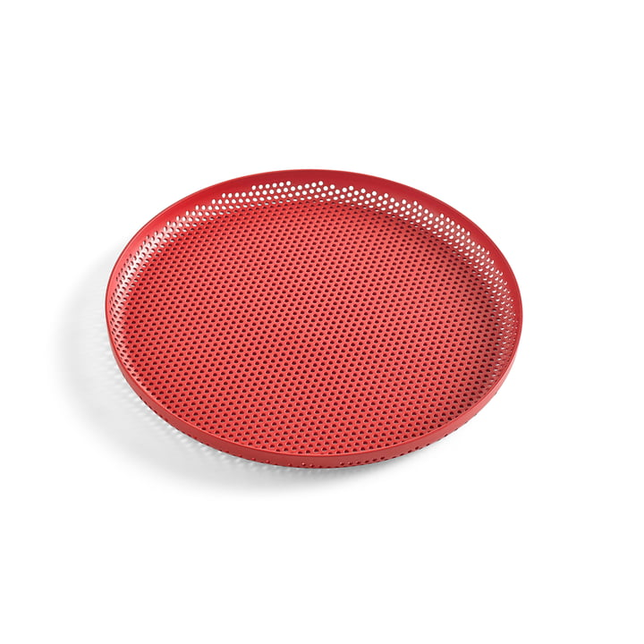 Perforated Tray M of Hay in Red