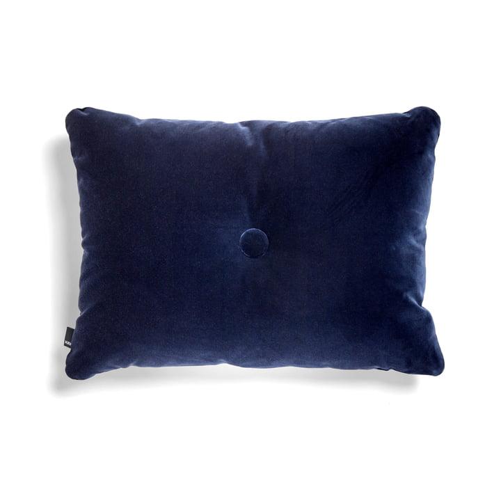 Hay - Dot Soft Cushion, 45 x 60 cm, Navy