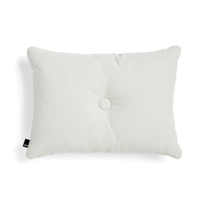 Dot Tint Cushions, 45 x 60 cm by Hay in Light Grey