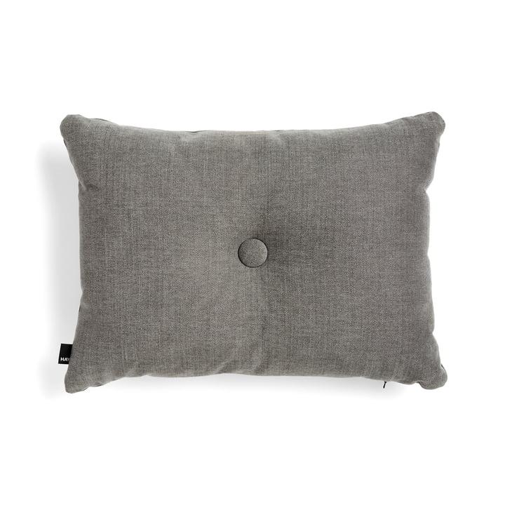Dot Tint Cushions, 45 x 60 cm by Hay in Dark Grey