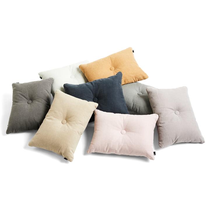 Dot Tint Cushions, 45 x 60 cm by Hay