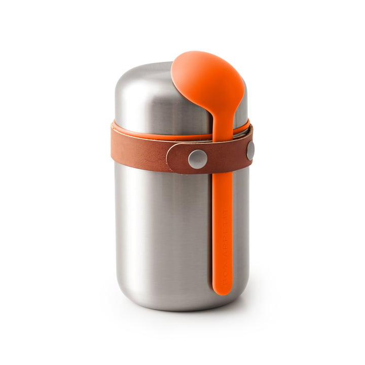 Food Flask by Black + Blum in orange