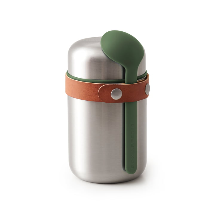 Food Flask by Black + Blum in olive
