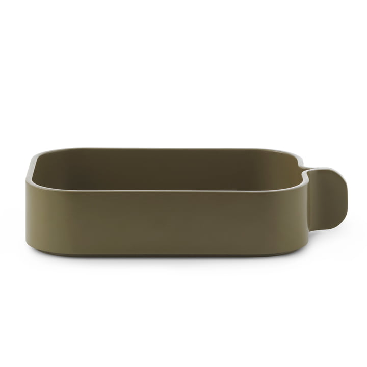Bent Box by Normann Copenhagen in Elm Green