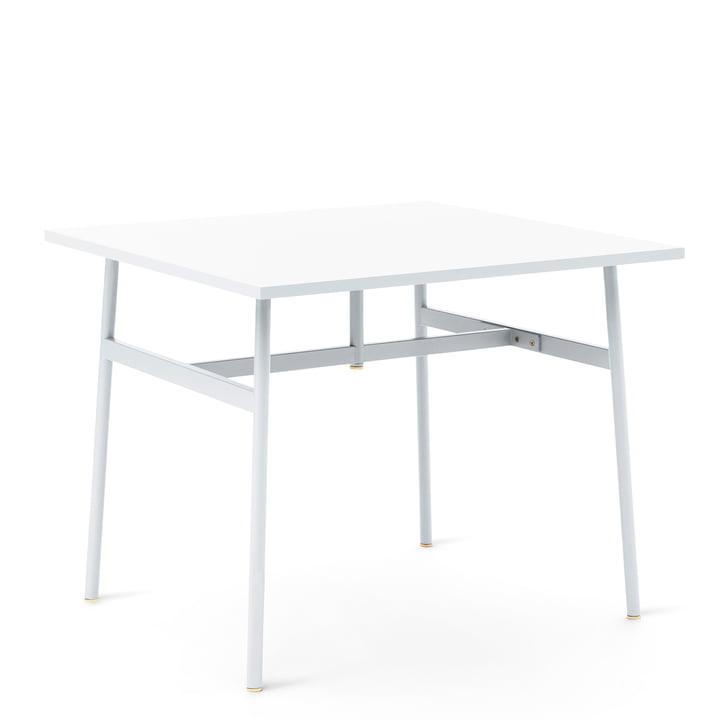 Normann Copenhagen - Union Dining Table, 90 x 90 cm, white